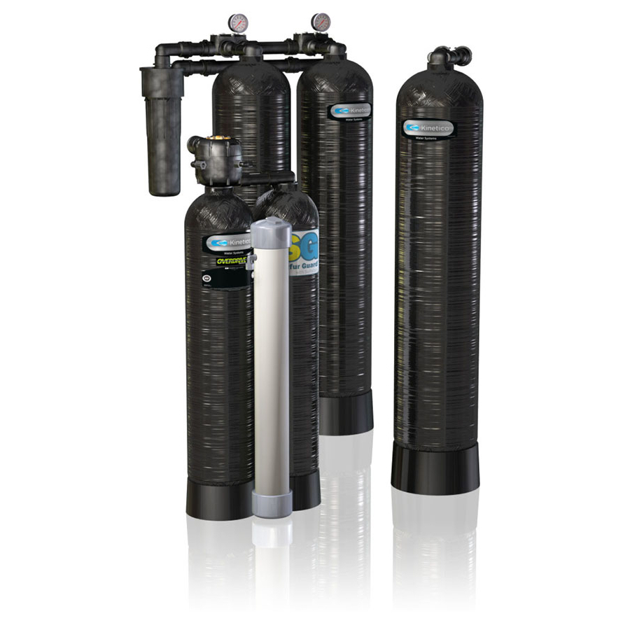 Kinetico Whole Home Speciality Water Filters