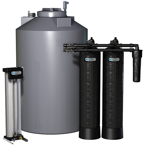 Kinetico Whole House Water Filtration System