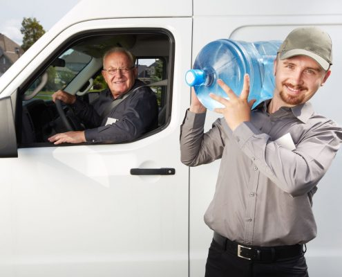 Schedule a Water Delivery